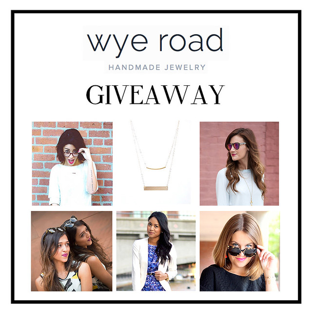 wye road jewelry, giveaway, style tab, boston, blogger,