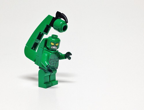 MOC: Spider-Man vs. Scorpion - LEGO Licensed - Eurobricks ...
