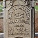 John W. Williams Died Apr. 30, 1883 by Stewf