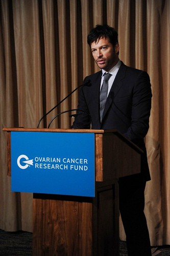 Harry Connick, Jr. presenting at OCRF 20th Anniversary Legends Gala