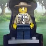 LEGO Minifigure Gift Set - City