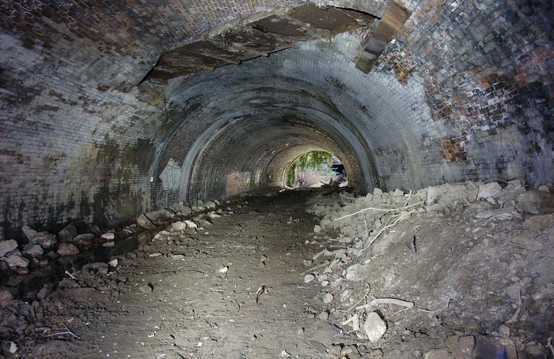 St Vincent Crescent Tunnel