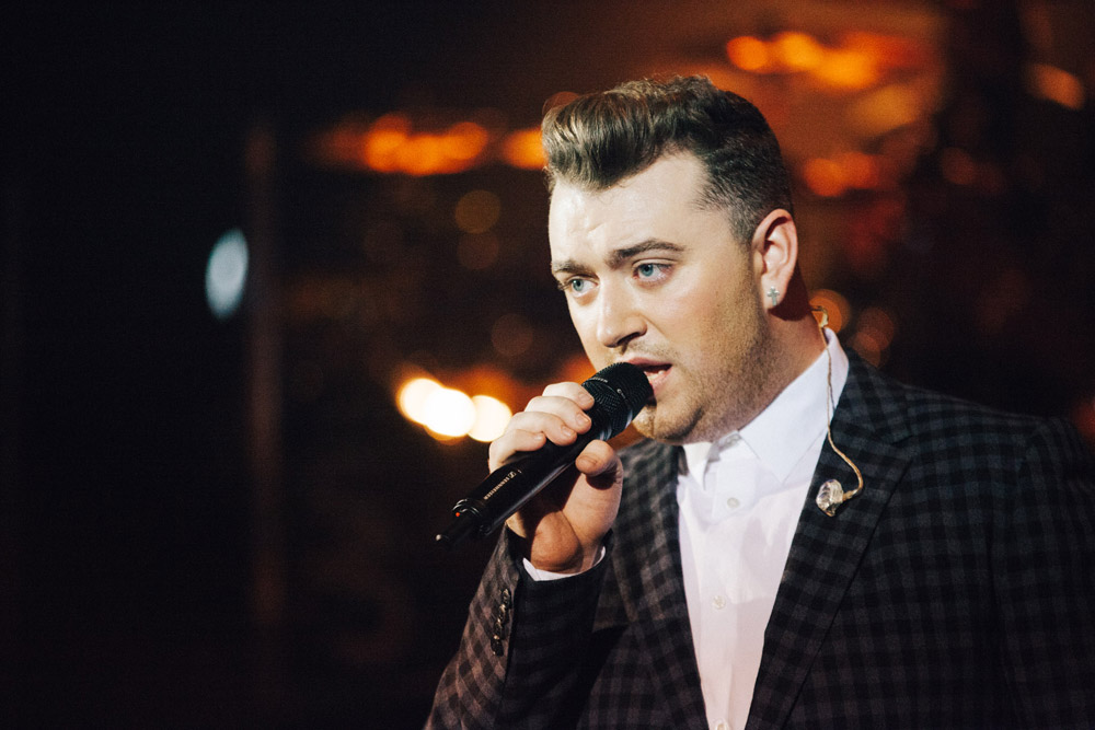 Sam Smith @ Hammersmith, London 07/11/14