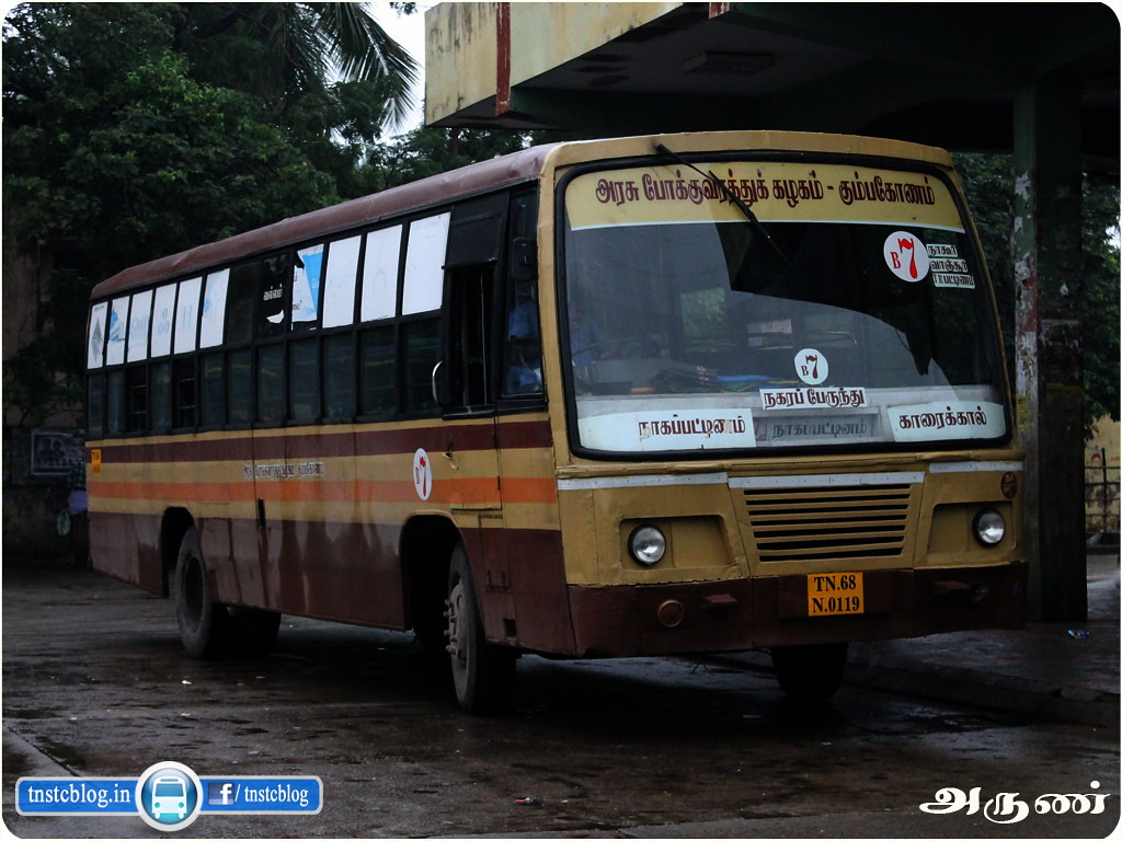 Tamil Nadu Buses - Photos & Discussion - Page 2002