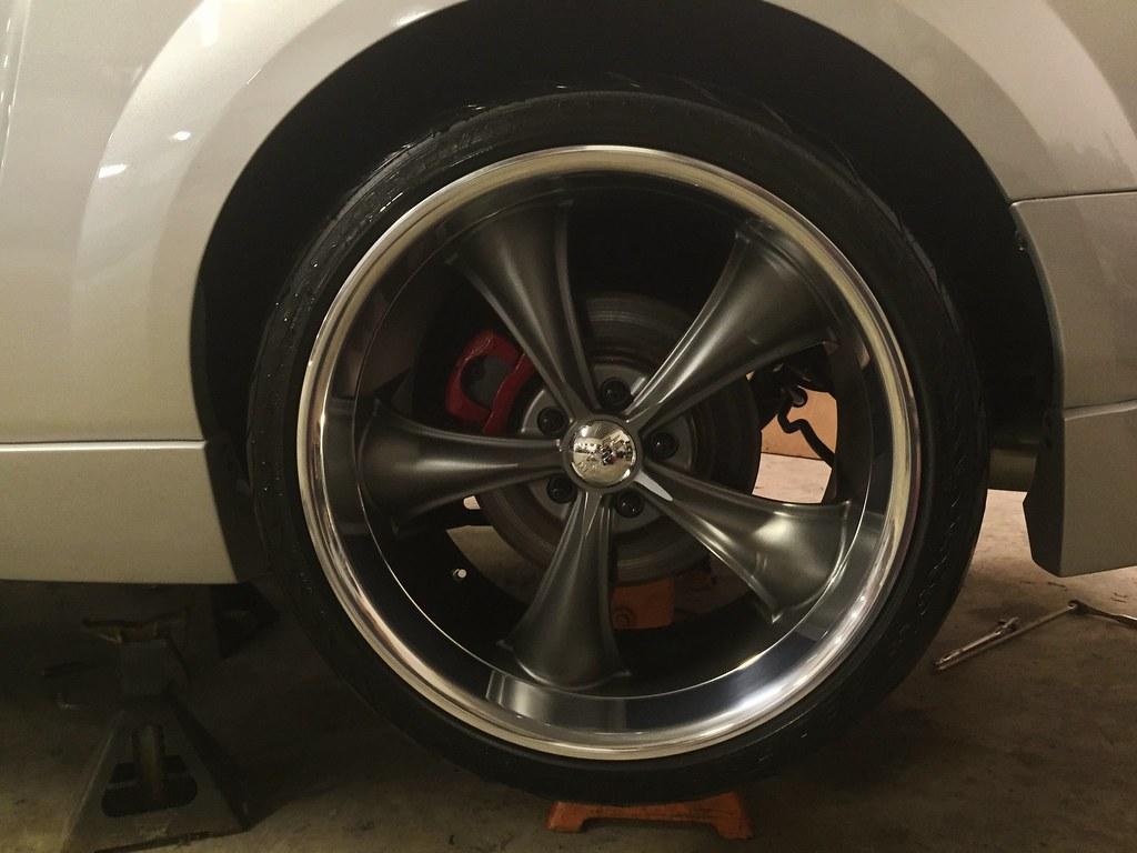 Boss 338 Rims With Tires Mustangforums Com