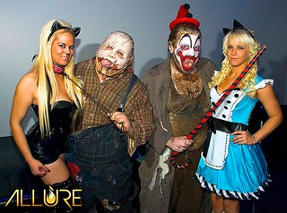 Allure Halloween Party 2014