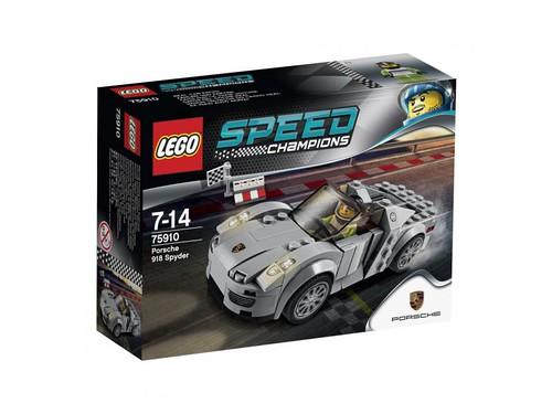 LEGO Speed Champions 75910