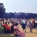 Kensington Gardens on Sunday 1950s