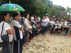 em Eloi Mendes da inauguração do novo complexo esportivo Bola Preta sob o comando do amigo Ricardo Xavier