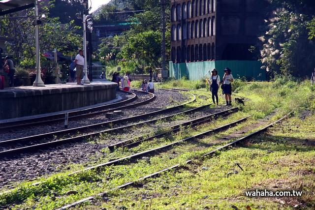 台鐵平溪線菁桐站