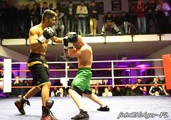Erfolgreiches Debüt für die First Punch Box-Promotion