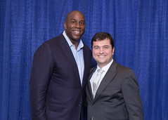 Magic Johnson at the PMI Global Congress 2014