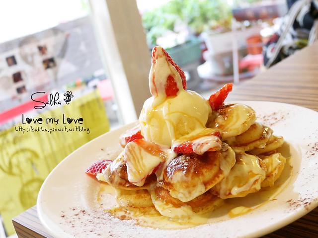 中山站可愛鬆餅早午餐荷蘭小鬆餅 (8)