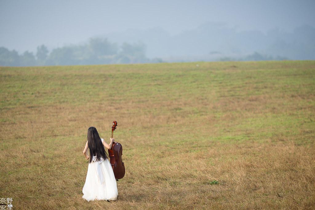 台南兒童寫真 | 清晨的走馬瀨農場,好美