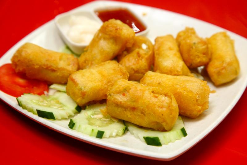 seafood restaurant Signature-Tofu