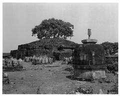 Ratnagiri - Main Stupa (8x10 Print)