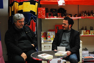 Michele Pesce e Massimo Pillera