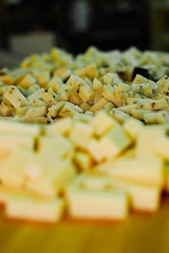 With over 11,000 dairy farms, more than a million cows, and over 200 dairy plants, Wisconsin produces more than 25 percent of all cheese in the United States. Photo courtesy of Yelp Inc.
