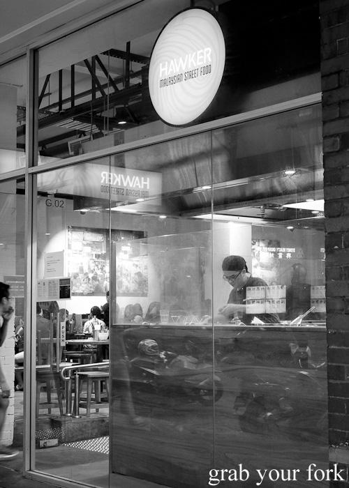 Hawker Malaysian Street Food, Sydney