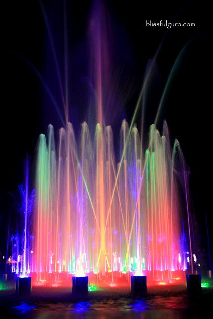 Vigan Ilocos Sur Fountain Show