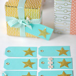 Star gift tags
