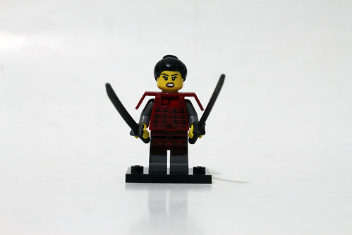 LEGO Collectible Minifigures Series 13 (71008) - Samurai