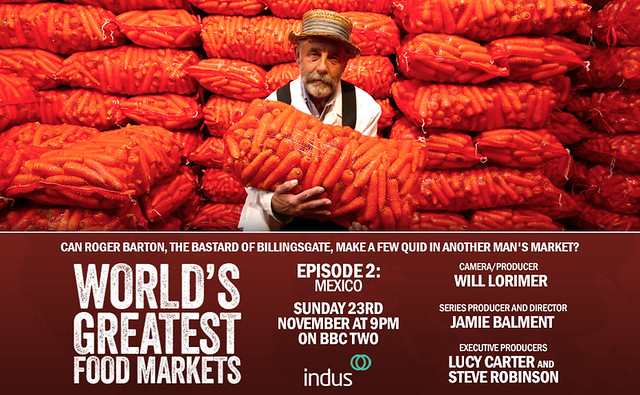 World's Greatest Food Markets