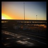 Clapham Junction sunset