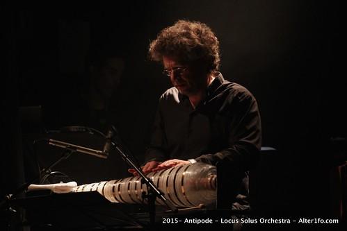 Locus Solus Orchestra @ Antipode 2015