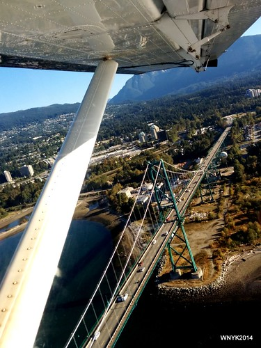 View from a Seaplane II