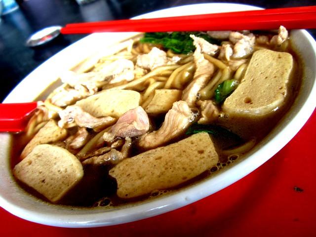 Foochow noodle soup