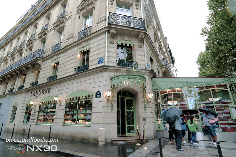paris laduree champ elysees