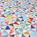 scrappy kaleidoscope quilt by ericajackman
