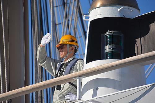 Nippon Maru crew