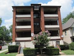 Apartment Building (Carriage House Apartments) Roanoke, Va