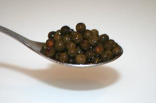08 - Zutat grüner Pfeffer / Ingredient green pepper