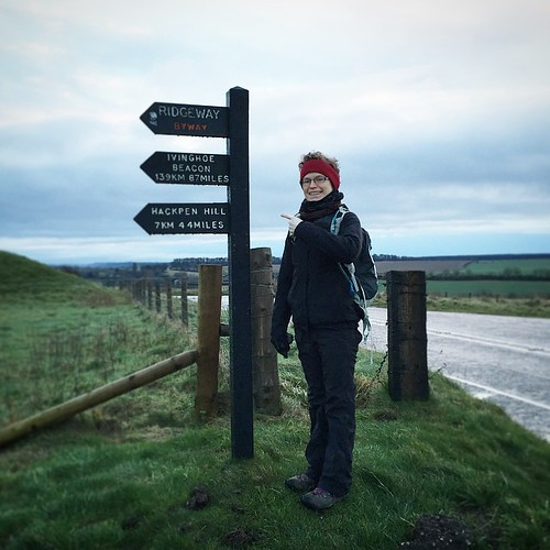 Ridgeway miracle: I am fitting into my favourite hiking trousers again!