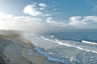 King Tide Montara Beach Morning (1-20-15)