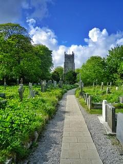 Budock Church Falmouth