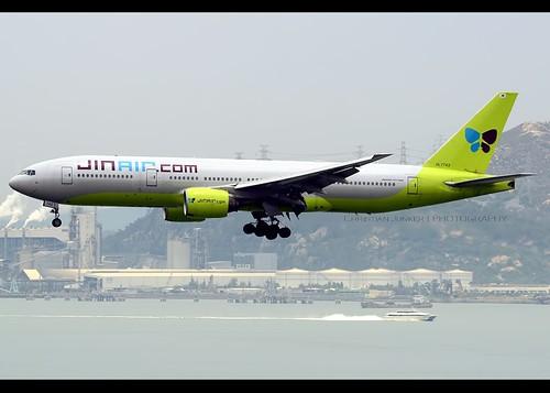 B772 - Boeing 777-2B5(ER)