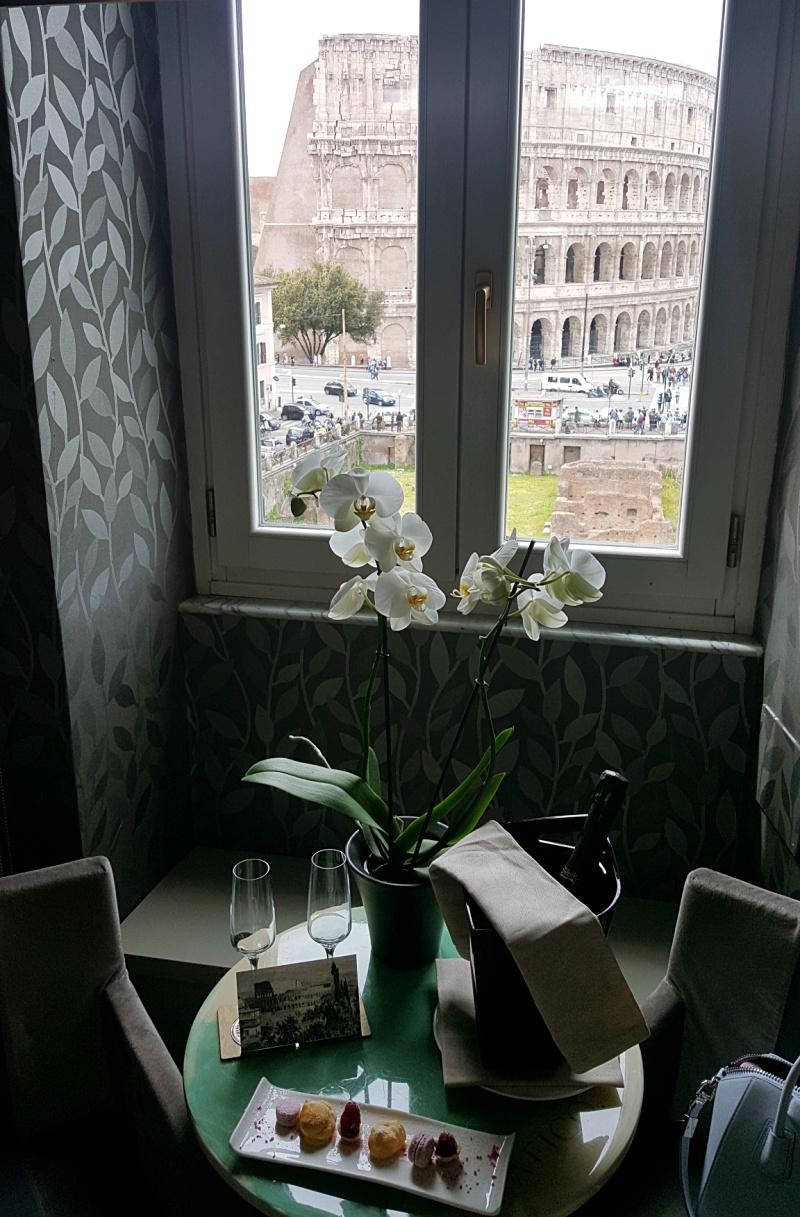 Palazzo Manfredi Master Room