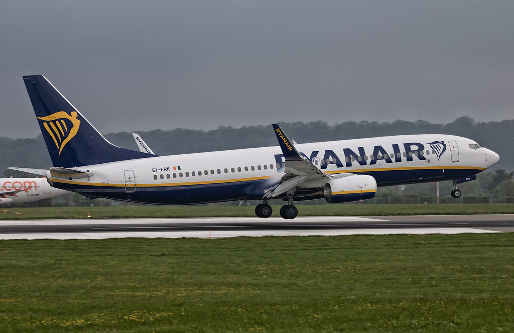 EI-FRK - B738 - Not Available