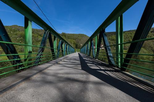 Doubs Tal Brücke