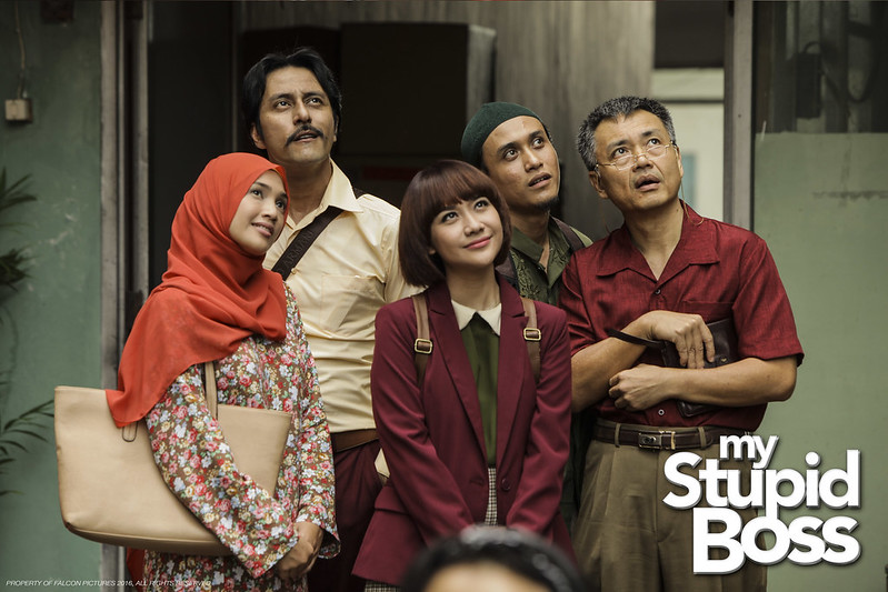 My Stupid Boss - Filem Adaptasi dari Indonesia