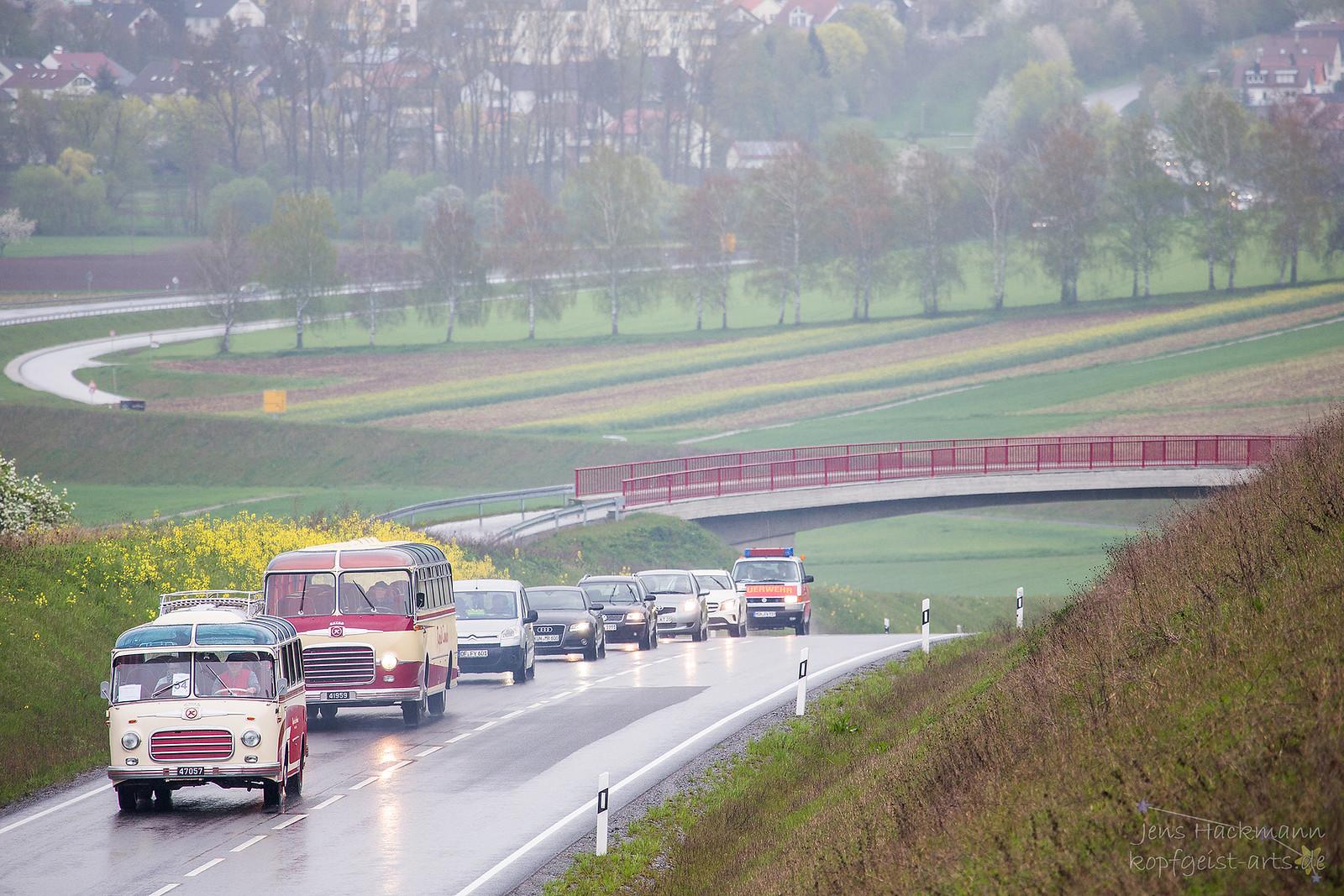 7. Internationales Oldtimer Bustreffen Bad Mergentheim