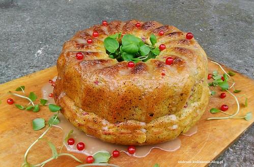 ciasto z rukwi wodnej i oliwy