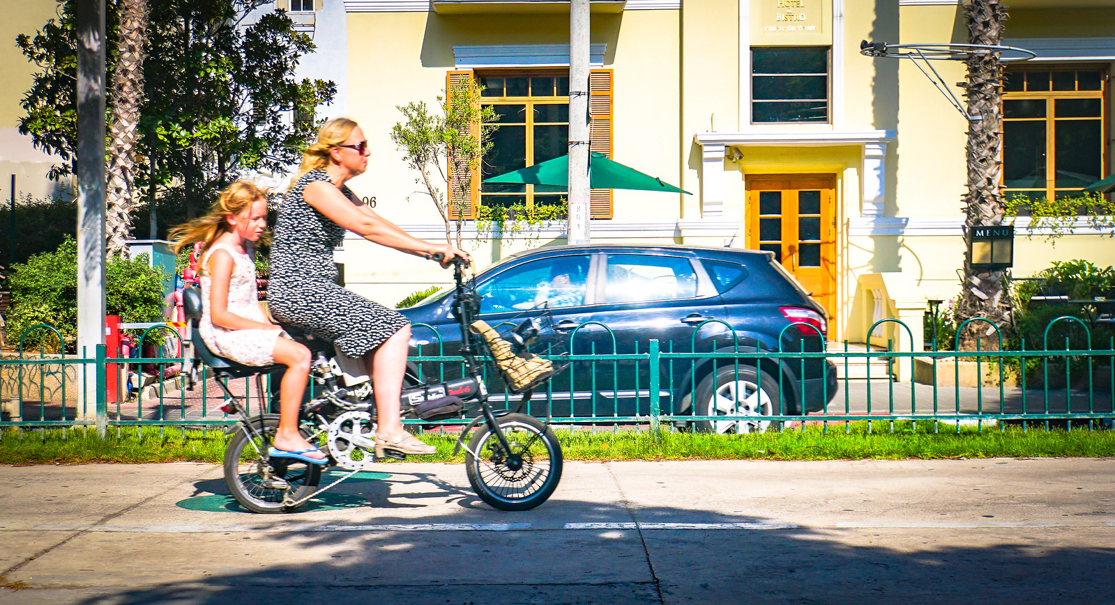 Thanks for Publishing my Photo, in Electric bikes and social responsibility - Israel News - Jerusalem Post