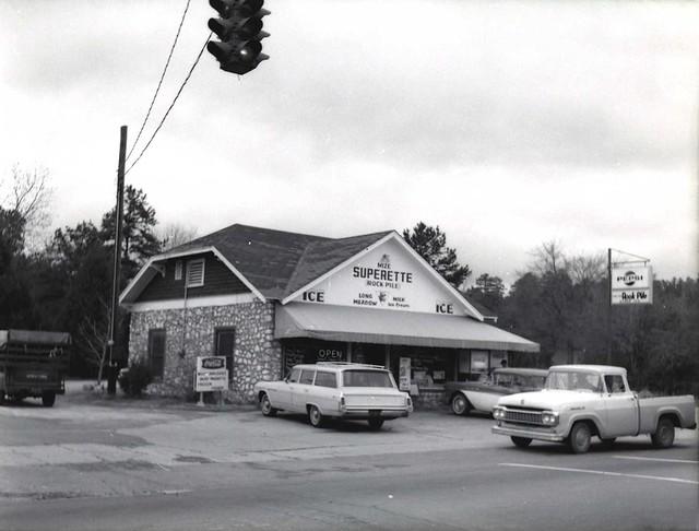Rock Pile Chapel Hill NC