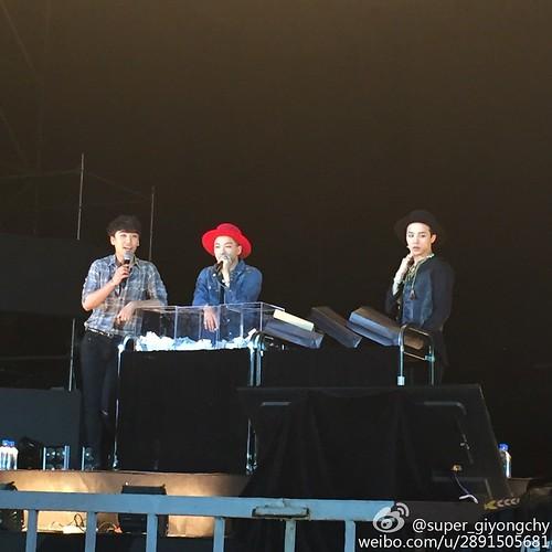 G-Dragon, Seung Ri & Tae Yang - V.I.P GATHERING in Harbin - super_giyongchy - 02