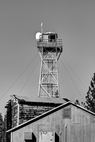Mt. Zion Fire Lookout